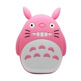 OPTIMUZ Powerbank Totoro 12000mAh - Pink - Portable Charger / Power Bank