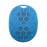 OPTIMUZ Speaker Mini Bluetooth Dome Slime - Blue - Speaker Bluetooth & Wireless