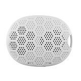 OPTIMUZ Speaker Mini Bluetooth Dome Slime - White - Speaker Bluetooth & Wireless