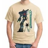 ORDINAL T-Shirt Gundam 09 Size M (Merchant) - Kaos Pria