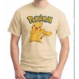 ORDINAL T-Shirt Pokemon Size XXL (Merchant) - Kaos Pria