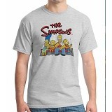 ORDINAL T-Shirt The Simpsons Size XL (Merchant) - Kaos Pria