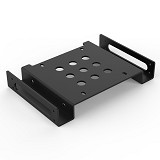 ORICO AC52535-1S Hard Drive Caddy 5.25 Inch to 2.5/3.5 Inch [ORI-AC52535-1S] - Black (Merchant) - Hdd Docking