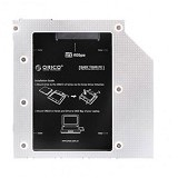 ORICO Aluminum 7mm & 9.5 mm Internal Hard Drive Caddy [ORI-L95SS] - Hdd Docking