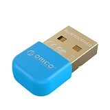 ORICO Bluetooth 4.0 Receiver Dongle [Bta-403] - Blue (Merchant) - Network Card Wireless