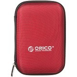 ORICO HDD and Gadget Protector 2.5 Inch PHD-25 [PHD-RED] - Red - Hdd External Case