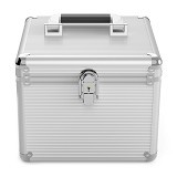 ORICO Hard Drive Protection Box Aluminum 2.5/3.5 Inch [ORI-BSC35-10-SV] - Silver (Merchant) - Hdd External Case