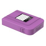ORICO PHI-35 3.5inch HDD Protector [ORI-HDD-PTC-PHI-35] - Purple - Hdd External Case