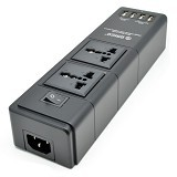 ORICO Wall Charger with 2 AC Outlet and 4 USB Charger Port [HPC-2A4U] - Universal Charger Kit