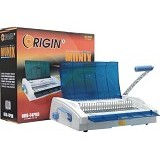 ORIGIN Binding Machine Munix (Merchant) - Mesin Jilid Plastik