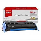 ORIMAX Cartridge Compatible Manufaktur HP 2600 Cyan [MX-6001A] (Merchant) - Toner Printer Refill