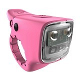 ORP Smart Horn and Beacon Light - Angus Pink (Merchant) - Lampu Sepeda
