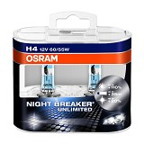 OSRAM H4 NBR Unlimited