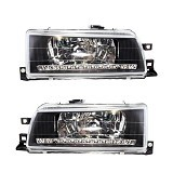 OTOMOBIL Head Lamp Lights Toyota Corolla AE92 1988-1992 LED (Merchant) - Lampu Mobil