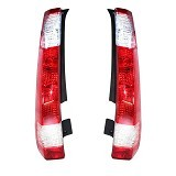 OTOMOBIL Tail Lights Model Variasi Kristal Honda CRV 2005-2006 Set (Merchant) - Organizer Mobil