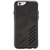 OTTERBOX Achiever Series for Apple iPhone 6/6s - Black Powder - Casing Handphone / Case