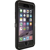 OTTERBOX Defender Series for Apple iPhone 6 Plus - Black - Casing Handphone / Case