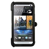 OTTERBOX Defender Series for HTC One M7 - Black - Casing Handphone / Case