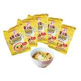 OTTOGI Cheese Ramen 600gr Isi 5pcs