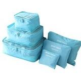 OUR CHICS SHOP 3rd Gen Bag in Bag - Blue - Travel Bag
