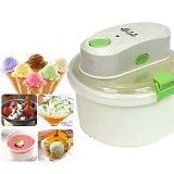 OUR CHICS SHOP Ice Cream Maker - Ice Cream Maker