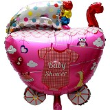 OUR DREAM PARTY Balon Baby Shower Cewe - Balon