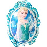 OUR DREAM PARTY Balon  Frozen Elsa dan Anna - Balon