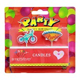 OUR DREAM PARTY Lilin Bachelor - Lilin Ulang Tahun / Birthday Candle