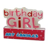 OUR DREAM PARTY Lilin Birthday Girl - Lilin Ulang Tahun / Birthday Candle