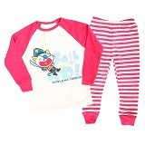 OWLIE BIRDIE Pajamas Pirate Cat Size for 2 Years [OB-p-cat] - Setelan / Set Bepergian/Pesta Bayi dan Anak