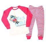 OWLIE BIRDIE Pajamas Pirate Cat Size for 6 Years [OB-p-cat] - Setelan / Set Bepergian/Pesta Bayi dan Anak