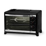 OXONE 2 in 1 Oven [OX-858] - Black - Oven