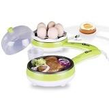 OXONE 2in1 Frypan & Egg Steamer [OX-181FE] - Penggorengan / Frypan