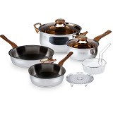 OXONE Panci Set Oxone Bassic Cookware Set [OX-911] - Panci Set