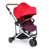 OYSTER Gem Stroller [OY-1001] - Red