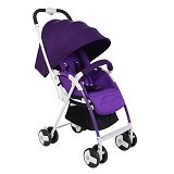 OYSTER Light And Move [OY-3003] - Purple - Stroller / Kereta Dorong Bayi