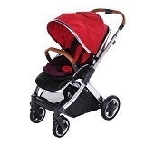 OYSTER Stroller [OY-2002] - Red