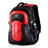 OZONE BAG Ransel Laptop 122 Evolution - Merah - Notebook Backpack