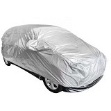 P1 Body Cover New Panther - Silver - Organizer Mobil