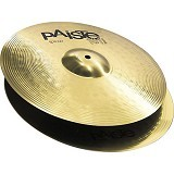 PAISTE 101 Series Cymbal Brass Hi-Hat 14 Inch - Cymbal