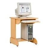 PALAZZO FURNITURE Meja Komputer Aditech [MK 01] - Maple - Meja Komputer