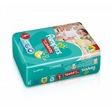 PAMPERS Baby Dry Pants L-8S - Disposable Diapers / Popok Sekali Pakai