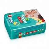 PAMPERS Baby Dry Pants S-11S - Disposable Diapers / Popok Sekali Pakai