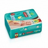 PAMPERS Baby Dry Pants S-22S - Disposable Diapers / Popok Sekali Pakai