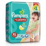 PAMPERS Baby Dry Pants XL-13S - Disposable Diapers / Popok Sekali Pakai