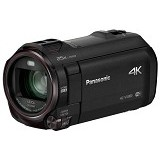 PANASONIC 4K Ultra HD Camcorder [HC-VX980] - Black - Camcorder / Handycam Flash Memory
