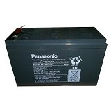 PANASONIC Baterai kering 12V 7.2AH VRLA [LC-V127R2NA] (Merchant) - Ups Option Battery
