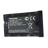 PANASONIC Battery Pack [VW-VBD29] - On Camcorder Battery