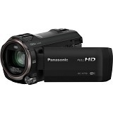 PANASONIC Camcorder Full HD HC-V770K - Camcorder / Handycam Flash Memory