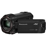 PANASONIC Camcorder with Twin Video Camera [HC-WX970GC-K] - Camcorder / Handycam Flash Memory